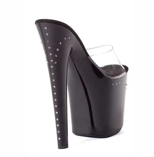 "Ellie Shoes | 821-Star 8"" Stripper Platform Shoes"