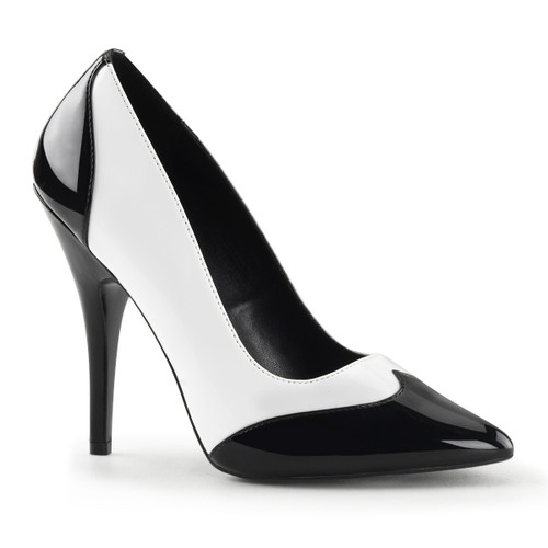 Spectator Pump Pleaser | Seduce-425,