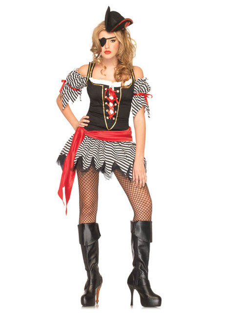 Wicked Wench Costume