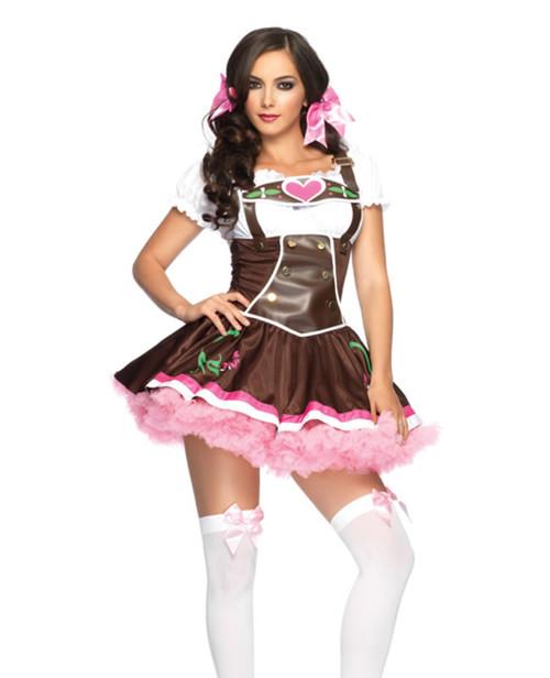 Little German Girl Costume