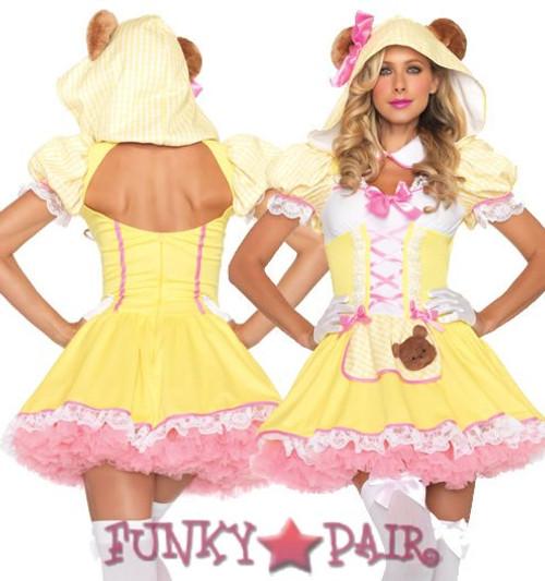 Beary Cute Goldilocks Costume (83894)