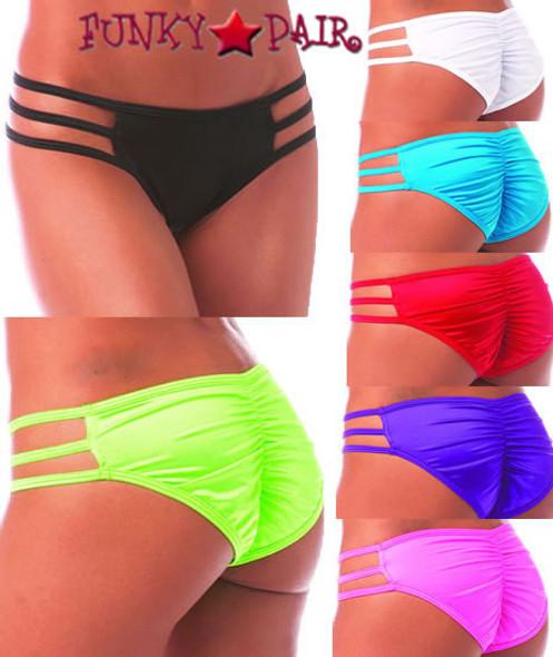 1183SL, Stripe Side Panty