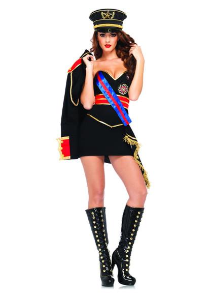 LA-85296, Diva Dictator Costume side