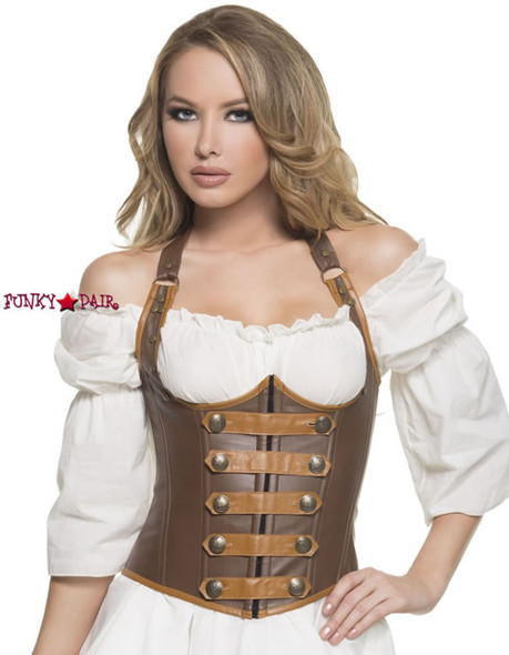 C1492, Steampunk Sailor Underbust  Made by Mysery House
