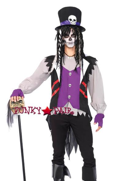 LA85507, 5PC Voodoo Priest