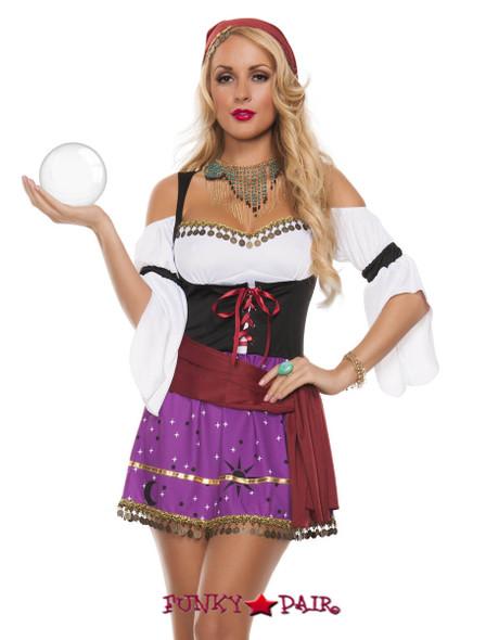 Fortune Teller Costume (S5009)