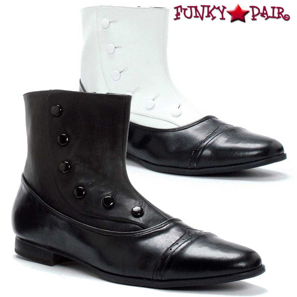 1031 | 121-EARL, Men Spat Costume Shoes