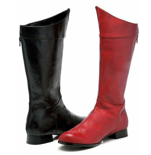 Men's Super Hero Cosplay Boots   1031 Costume Boots 121-SHAZAM