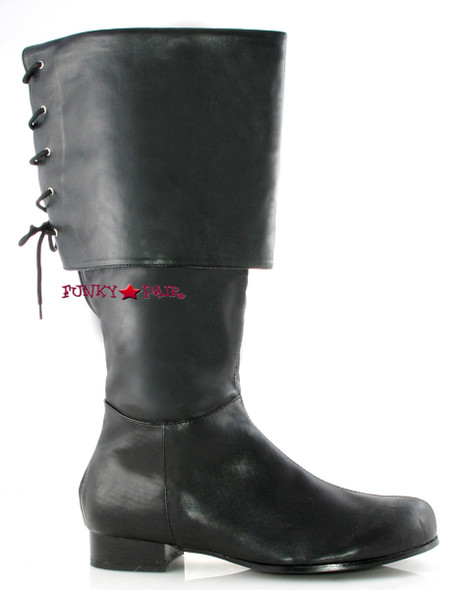 121-SPARROW, Men Pirate Boots,COSTUME BOOTS