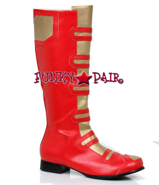 121-Power, Men Knee High Boot ,COSTUME BOOTS