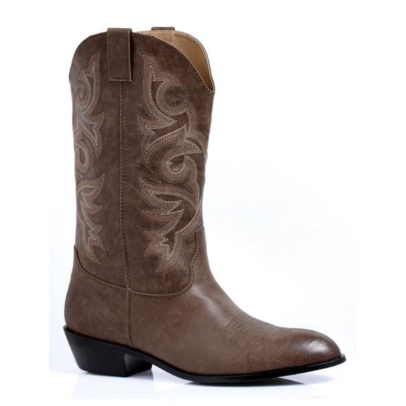 129-Clint, Men's Cowboy Boots