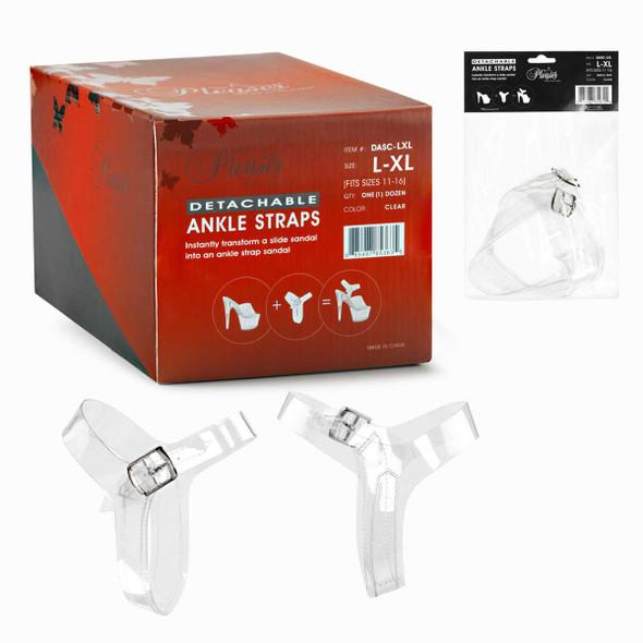 DASC, Detachable Ankle Straps (DASC) Size L/XL