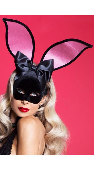 A6300, Bunny Velvet MaskA6300, Bunny Velvet Mask