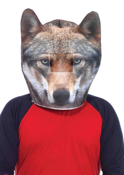 LA2150, Foam Wolf Head Mask