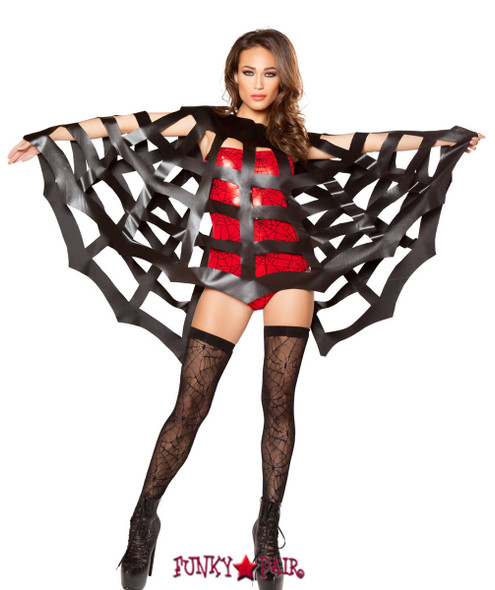 R-10052 Webbed Cape
