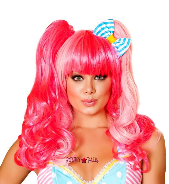 WIG102, Pink Wig