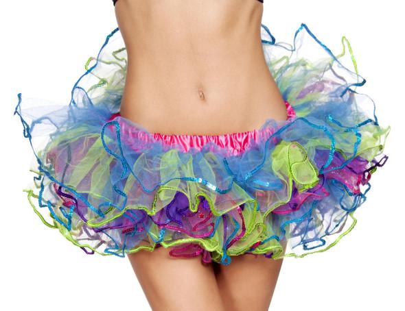 R-4556, Rainbow Petticoat