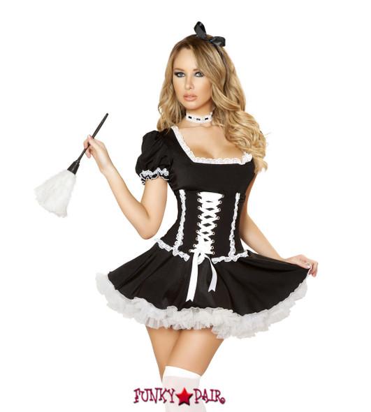 R-4537, Mischievous Maid