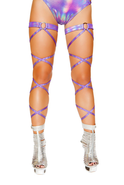 R-3493, Shimmer Leg Wrap