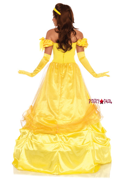 LA-86707, Bell of the Ball Costume