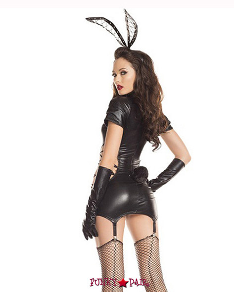 S7076, Strapped Up Bunny Costume