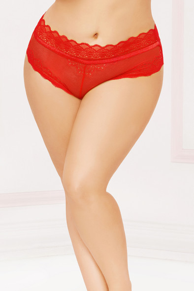 STM-10877X, High Waisted Panty