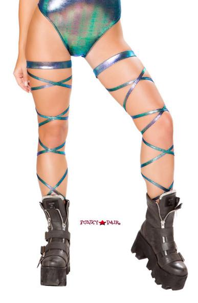 R-3632, Shimmer Leg Wrap