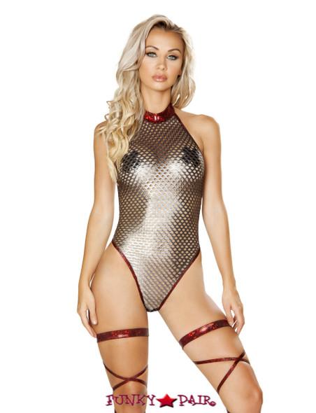 R-3583, Fishnet Bodysuit