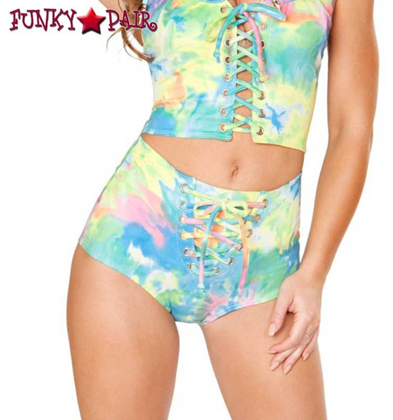 JV-FF196, Raver Lace up Short
