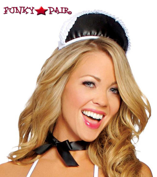 Maid HeadBand Costume Accessories Roma | R-4464