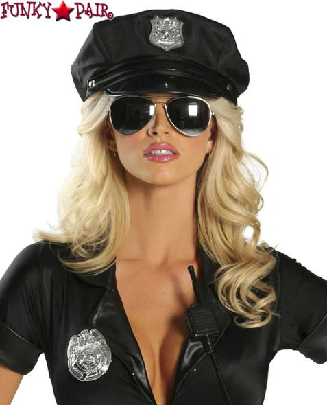 Police Glasses Costume Accessories Roma | R-G101