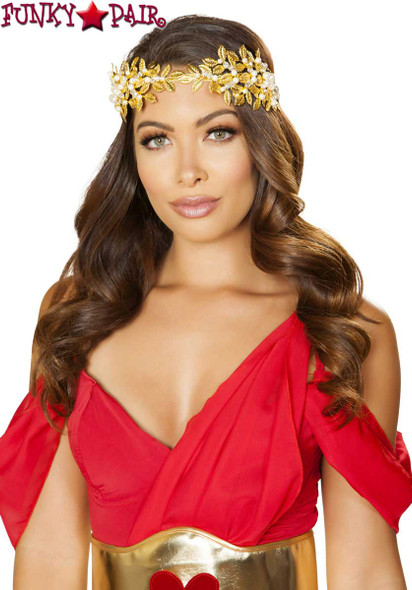 Goddess Headband Costume Accessories Roma | R-4878