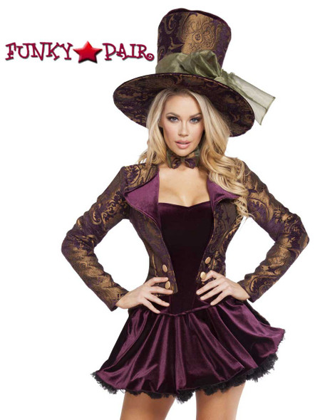 Roma Costume | R-4610, Party Tease