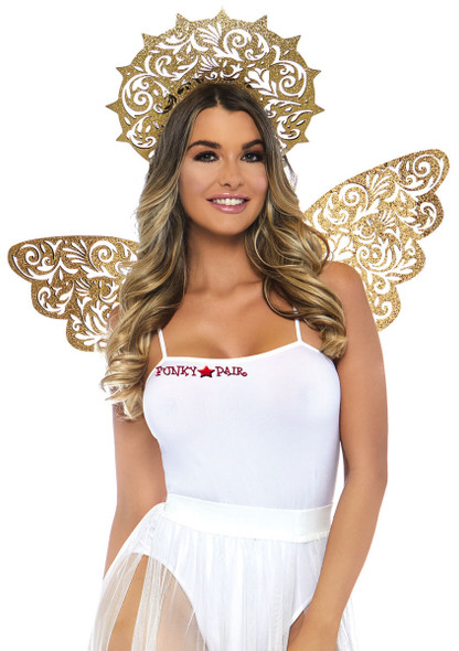 Golden Angel Costume Kit | Leg Avenue LA-2823