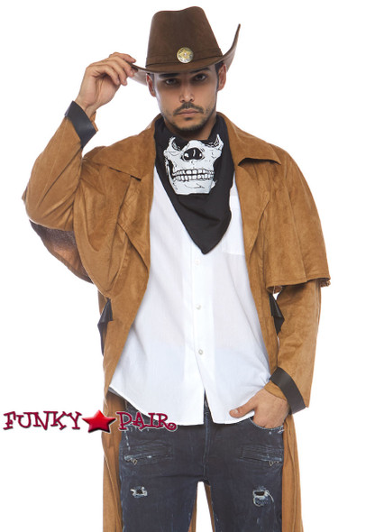 Men Western Coat Costume | Leg Avenue LA-86785