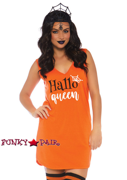 Halloqueen Jersey Dress Costume | Leg Avenue LA-86769