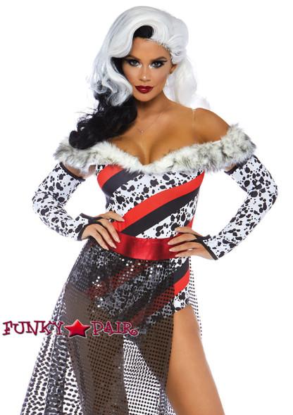 Dalmatian Dame Costume | Leg Avenue LA-86732