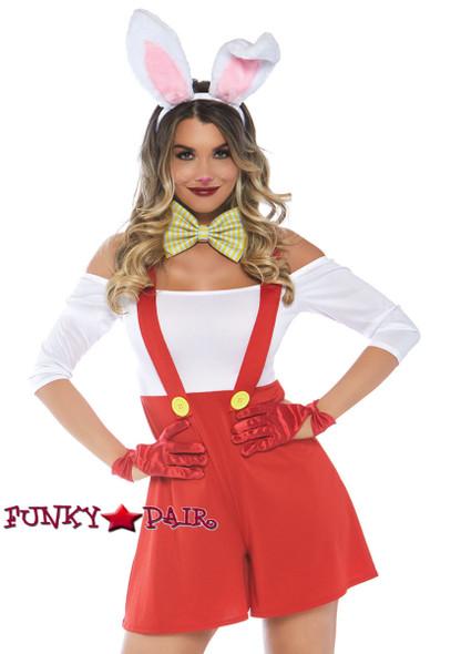 Leg Avenue | LA-86778, Darling Doodle Bunny Romper Costume