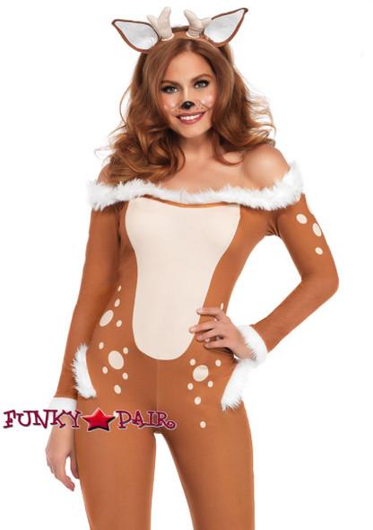 Women's Darling Deer Costume | Leg Avenue LA-86725