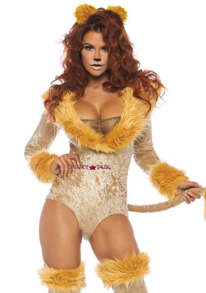 Leg Avenue | LA-86779, Lovely Lioness Costume
