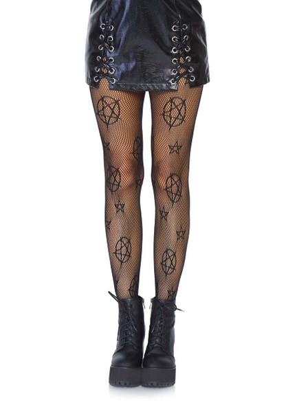 Occult Net Tights Leg Avenue LA-8144