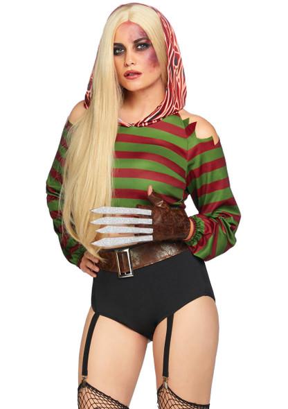 Leg Avenue | Freddy Dream Killer Costume, LA-86849
