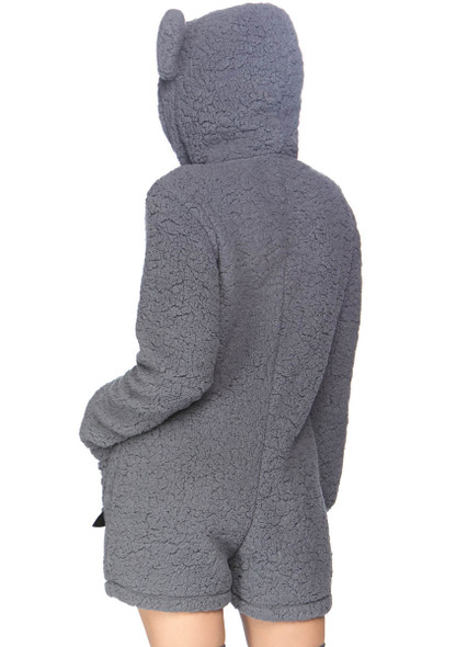Leg Avenue LA-86834, Women's Cuddle Koala Costume Back View