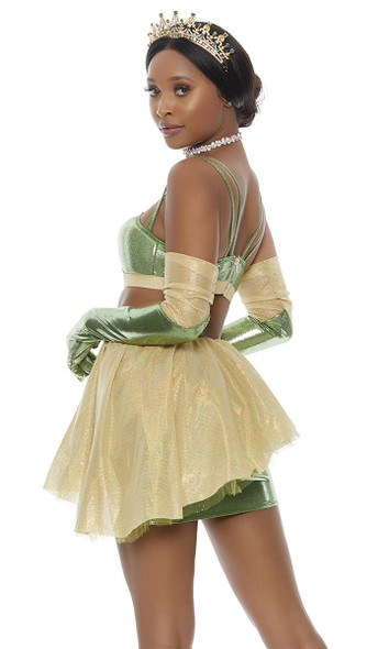Bayou Beauty Princess Costume by Forplay FP-559613, Back View