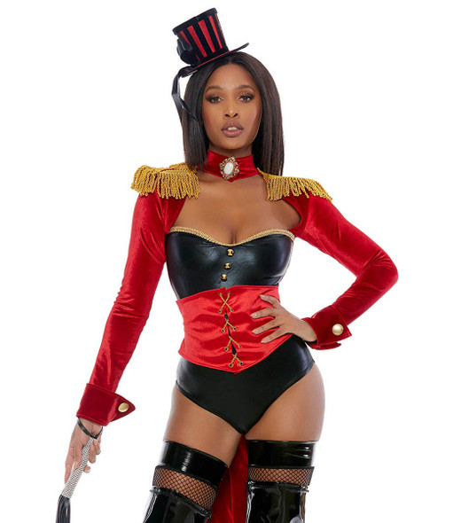 Sexy Ring Leader Circus Costume by Forplay