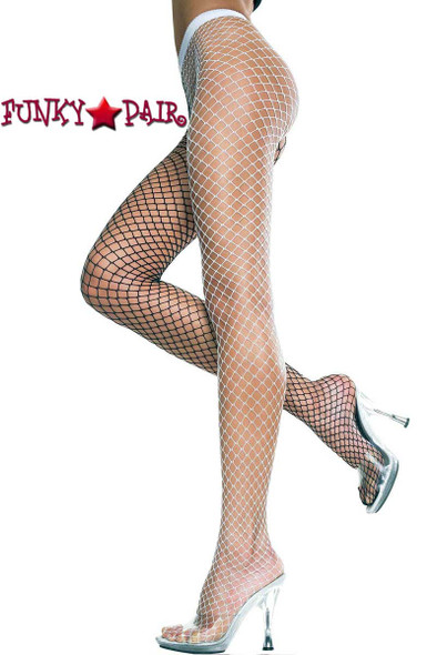 Music Legs ML-90301, Jester Diamond Net Pantyhose