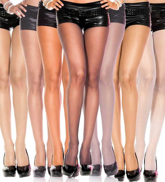 Sheer Pantyhose by Music Legs | ML-777