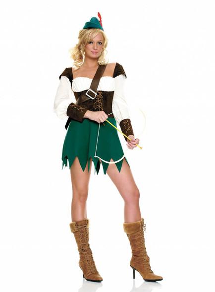 Forest Hunter Costume