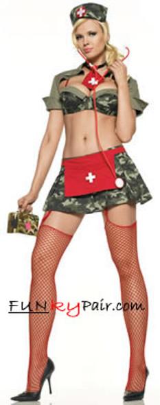 Sexy Army Nurse Costume (53019)