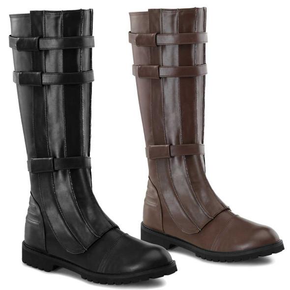 WALKER-130, Superhero Men's Knee Boot   Funtasma